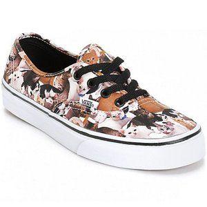 Vans X ASPCA   Kitten low-top sneakers